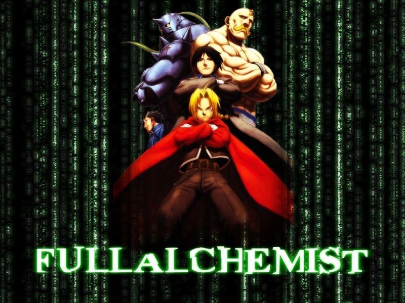 F.M.A - FULL METAL ALCHEMIST