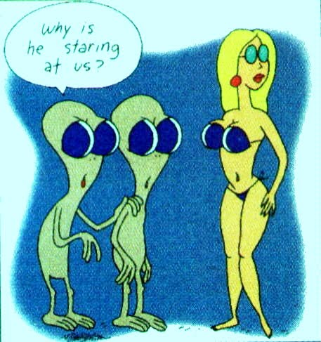 ALIEN ENCOUNTER: THE REASON YOU HAVE NO IDEA ABOUT THEM