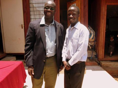 meet 'n greet with Hon. Kenneth Okoth