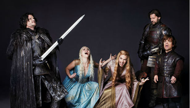 ALL THAT IS: GAME OF THRONES