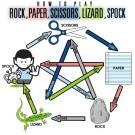 Rock,lizard,paper,spock